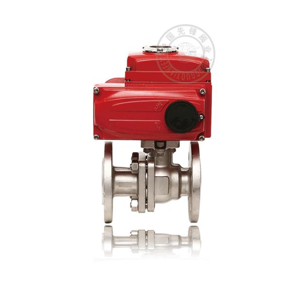Q941 法蘭電動球閥